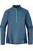 Patagonia All Weather sweater blauw